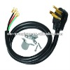 3POLE,4WIRE SRDT 30A DRYER CORDS
