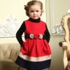 Fashion new children's Wool coat wholesale,children's clothes