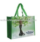 2011 Printed Eco friendly Non woven bag(WA-008)