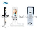 color wireless video door phone