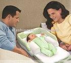 Flexible Baby Delight Deluxe Snuggle Nest - Folding sleep crib/cribs+Back sleeping postioner