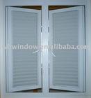 PVC shutter windows