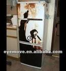 Fancy fridge sticker
