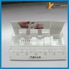 Acrylic printing display stand