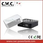 6600mah aaa batteries emergency phone charger power bank