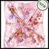 Printed Polyester Square Scarves