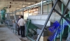 PET Bottle Recycling Line / PET Flakes Washing Line