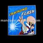 crackling flash fireworks