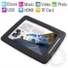 "8"" Touch Screen Ebook Reader with 4 GB Memory,Card Slot,HDMI,Support Music,Video,Photo,USB"