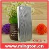 Gridding Metal bumper case for iphone 5