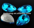 Tear Drop Water Drop Crystal Stone Pointed Back