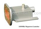 2.45GHz/6kW Magnetron Launcher
