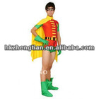 2012new style hot sale man super hero costume