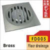 FD005 brass drain covers, drain cover,drainer, floor drainer, floor trap,drain trap,drain cover