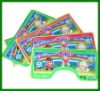 Cartoon sticker labels print