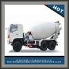 Concrete truck tank PF concrete mixing transporter