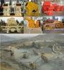 High efficiency heavy duty mining equipment