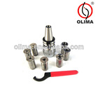 C straight collet for milling machine tool holder