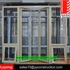AS2047 Australian standard double glazed energy efficient thermal break aluminium French door