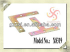 T or L style small right angle iron metal brackets in hardware X8319