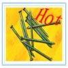 Yellow concrete iron nails manufacturer