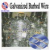 Medium Carbon Galvanized Barbed Wire