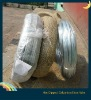 Tianjin High zinc light BWG27 galvanized wire