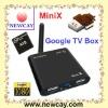 Google TV box miniX with CPU Allwinner A10 android 4.0 OS