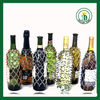 Beaded decorative wine or champagne Bottle cover