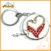 fashion Swan watch key ring with pocket watch necklace pendant(T00051)