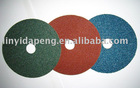 Coated Fiber Disc