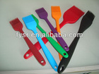 Durable BBQ Silicone Brush/Colourful Silicone Brush