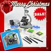 Study Use Gift Child Microscope