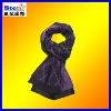 ST-SC01-2#2013winter men's purple checked wool/cashmere knitted jacquard scarf