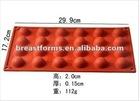 Hot sell silicone cake mold/chocolate shape silicone mold