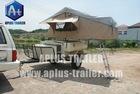 Roof top tent camper trailer OF2 caravan trailer for sale