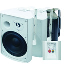 6.5 inch 2-way speaker system white or black cabinet WSB-605T6
