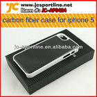 Christmas promotional items Carbon fiber Case For iPhone 5 5th
