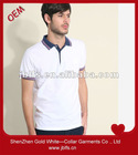 customized European and American stylish polo Shirt