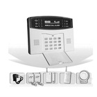 GSM Security Alarm System with Voice and Intercom