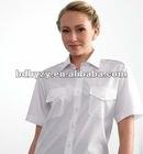 ladies aviator shirt