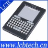 Blcak 2.4 G Mini Wireless Handheld Keyboard