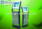 kiosk for customer