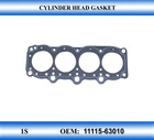 cylinder head Gasket for Toyota 1S engine
