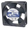Axial fan plastic impeller