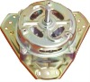 Stable performance and low noise of washing machine motor