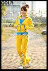 active brand lady sportswear for 2012
