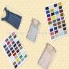 density 1X1 rib fabric, fabric for clothing