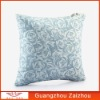6875 Newest blue rose cotton cover and pp cotton quilt pillow