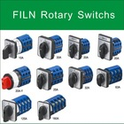 Plastic and Copper 3 position rotary switch FILN